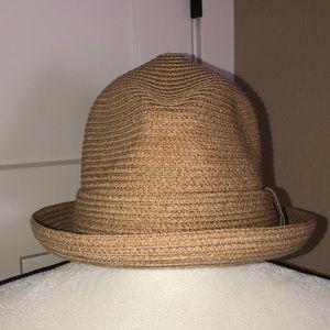 Sun hat Bowler style.